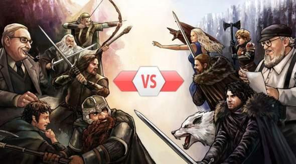 Was findet ihr besser Game of Thrones oder Herr der Ringe?