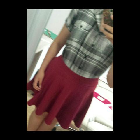 Schwarze Bluse  - (Schule, Mode, Style)