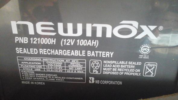 Baterie - (Auto, Camping, Mechanik)