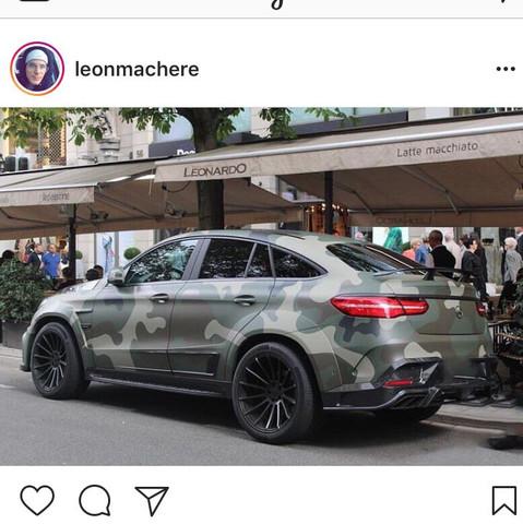 Von Insta - (Auto, Mercedes-Benz)