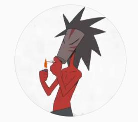 Was für ein Charakter ist das?