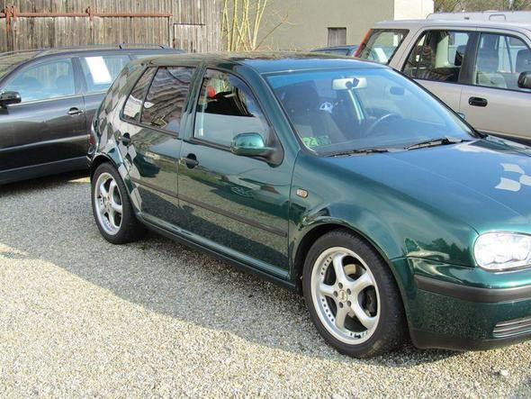 Golf 1.8 20V - (Autokauf, VW)