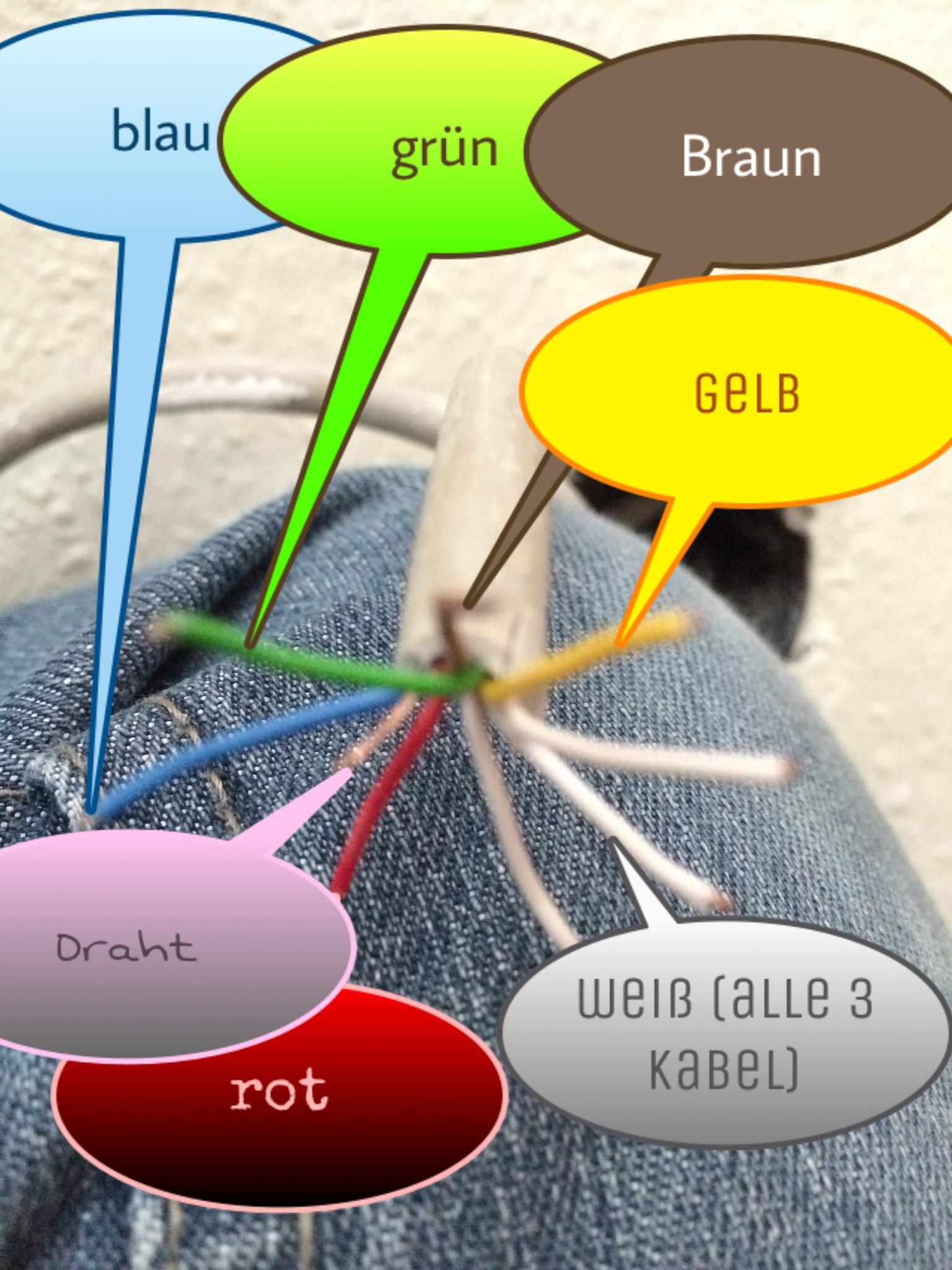 Ziemlich Internet Kabel Draht Zeitgenössisch - Elektrische ...