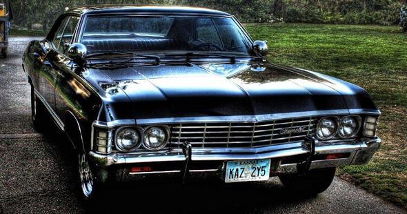 Chevrolet - (Auto, KFZ, Amerika)