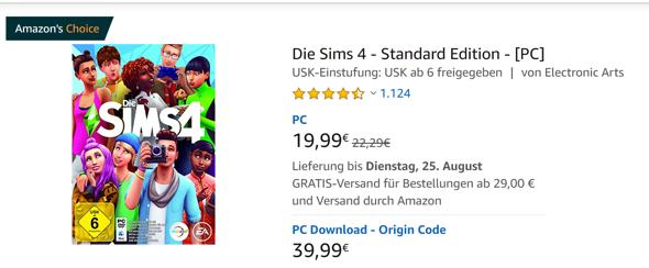 Was für ein Sims4 muss ich kaufen?
