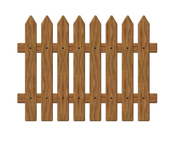 """Was für ein Zaun eignet sich bei """"Gefälle""""?"""