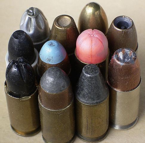 9mm Patronen - (Waffen, Patronen, Munition)