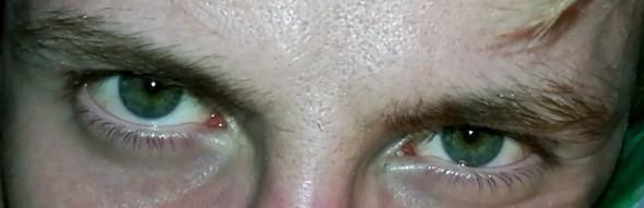 Türkis Augenfarbe