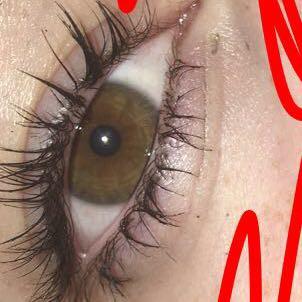 Zweite  - (Augen, Farbe, braun)