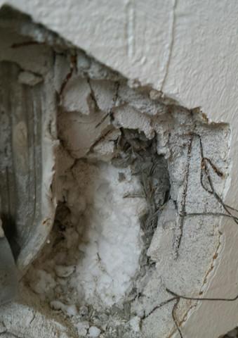 Favorit Was für eine Dämmung ist das? (Renovierung, Asbest, Baustoffe) QC75