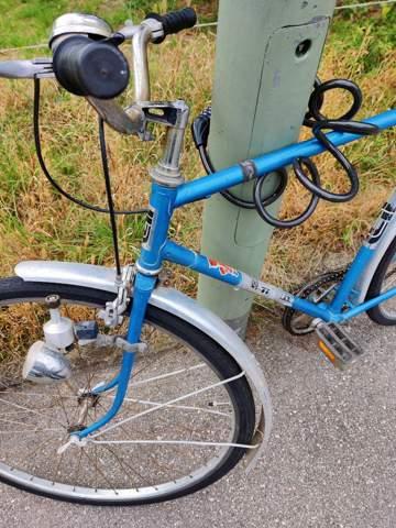 Was für eine Fahrrad Marke ist das?