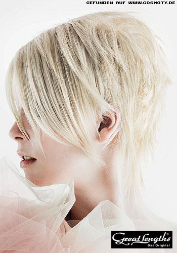 Frisuren vorne langer als hinten