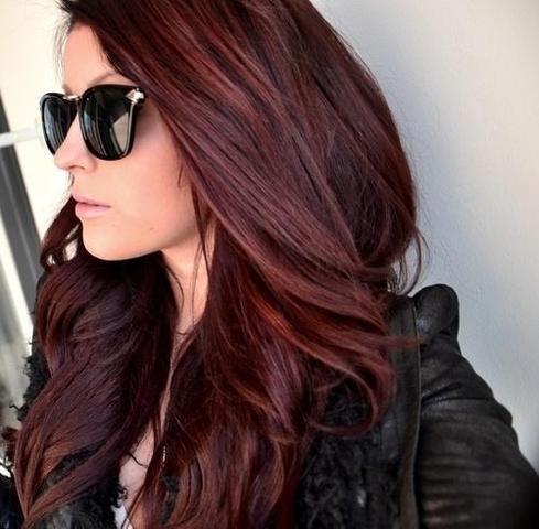 das ist die Haarfarbe :) - (Style, Hair)