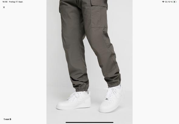 Was für eine Hose ist das?