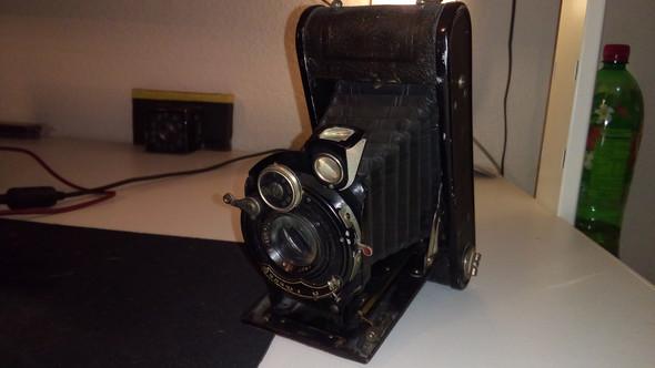 Fotograf datiert Modell
