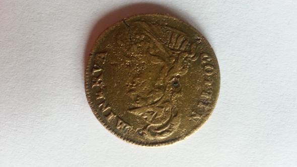 Was Für Eine Münze Ist Das Alte Deutsche Münze Deutsch Pferde