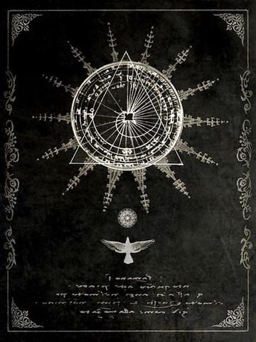 Sacred geometry  - (Sprache, Symbol, heilige Geometrie)