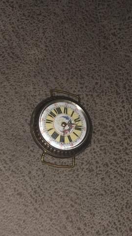 Was für eine Uhr ist das?