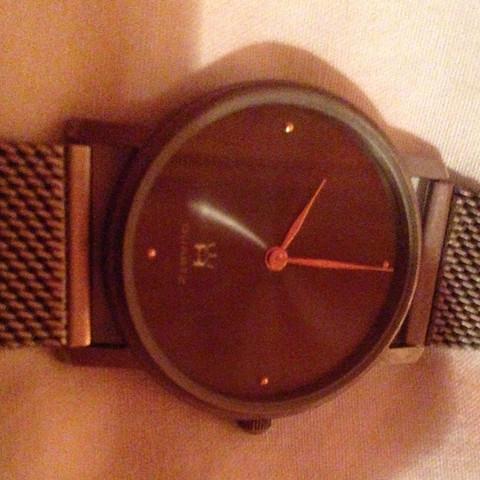 Die Uhr  - (Uhr, Marken.)