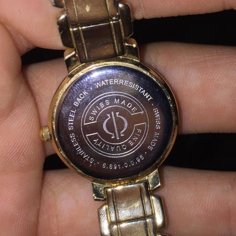 Die Uhr - (Zeit, Uhr, Wert)