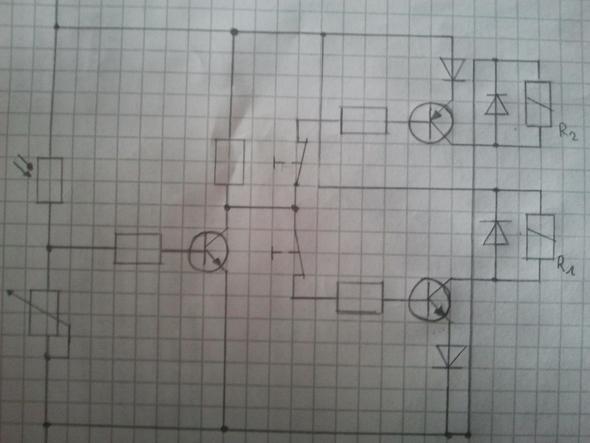 Was für einen LDR und was für Relais brauche ich? (Elektronik ...