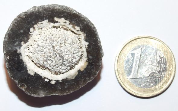 Stein von innen - (Steine, Ostsee, Geologie)