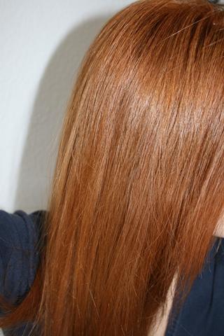 Was für Haarfarbe ist dass?