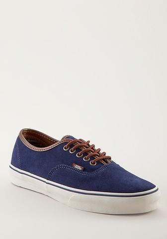 Vans - (Kleidung, blau, dunkel)