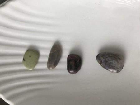 - (Steine, Mineralien, Edelsteine bestimmen)