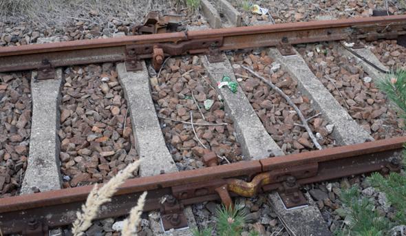 Was für Schienenstöße - Schraubverbindungen sind das?