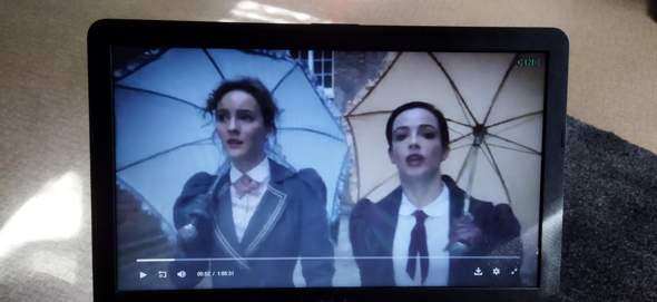Was für Schirme gab es um 1899 in London?