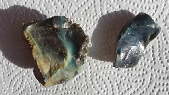 Was für steine oder Kristalle handelt es sich?