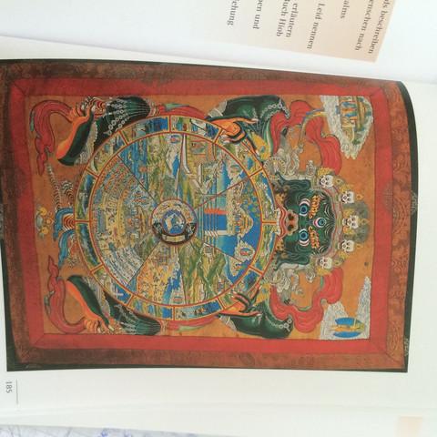 Der Kreis den ich meinte  - (Buddhismus, nirwana, Weg des Buddhismus)