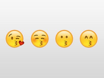 Kuss emoji whatsapp  What does a kiss mark emoji really mean