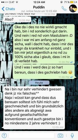 Die Nachricht :) - (Freunde, Junge, WhatsApp)