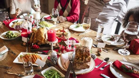 Was gibt es heute bei euch zu Weihnachten auf den Tisch?