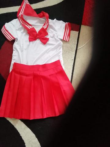 Was Glaubt Ihr Wieviel Man Wiegen Muss Um Das Sailor Moon Schuluniform Tragen Zu Konnen Wenn Siehe Text Freizeit Frauen Serie
