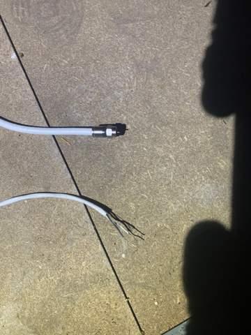 Was habe ich für Antennen auf dem Dach?