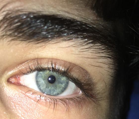 Hier ist ein bild - (Augen, Farbe)