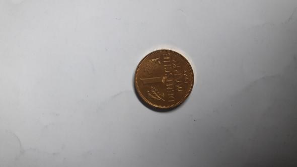 Was Habe Ich Hier Für Eine 1 Dm Münze Münzen Deutsche Mark