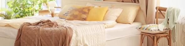 Was habt ihr für eine Bettgröße?