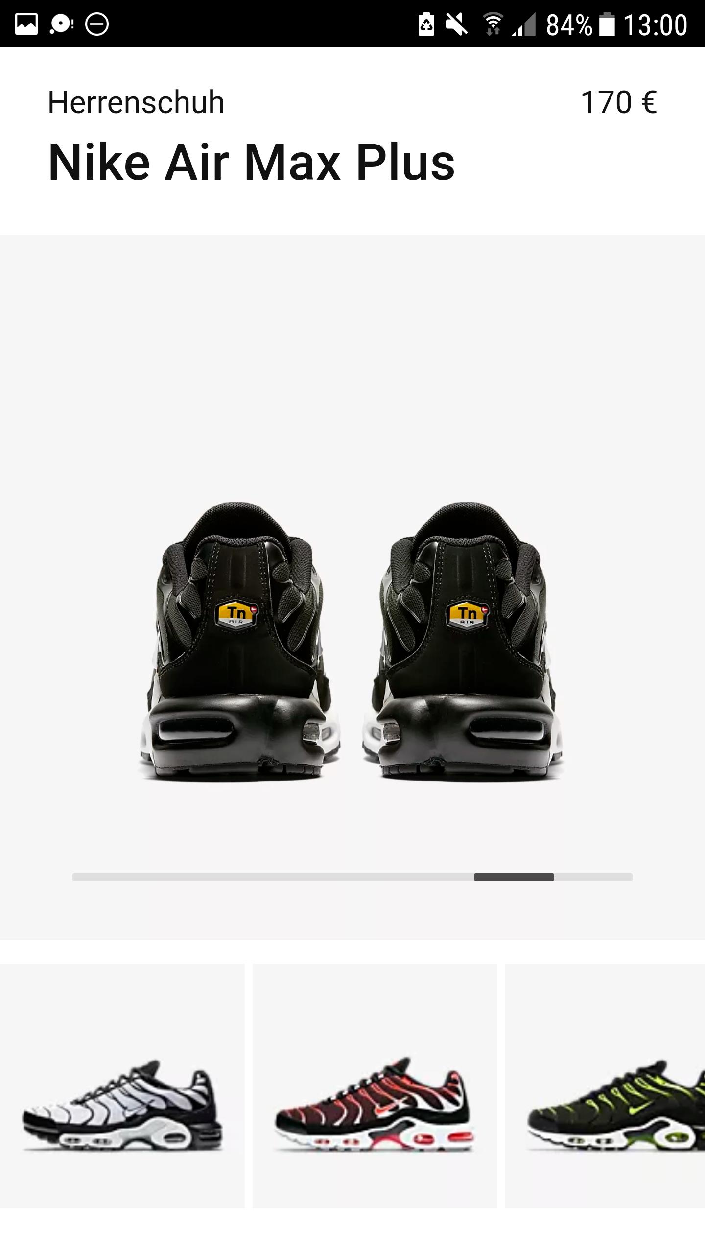 Was hält ihr von diesem Schuh (Nike Air Max)? (Schuhe, Sneaker)