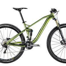 Da ist das gute Stück - (Fahrrad, Mountainbike, MTB)