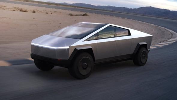 Was haltet ihr vom Design des neuen Tesla Cybertruck?