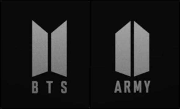 Beide Logos - (Logo, K-Pop, BTS)