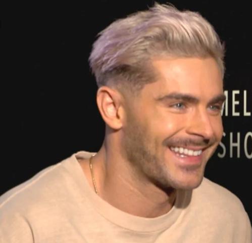 Haare blond färben mann