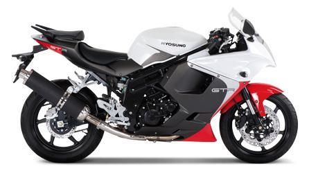 Hyosung gt 650 i R - (Motorrad, Motorsport)