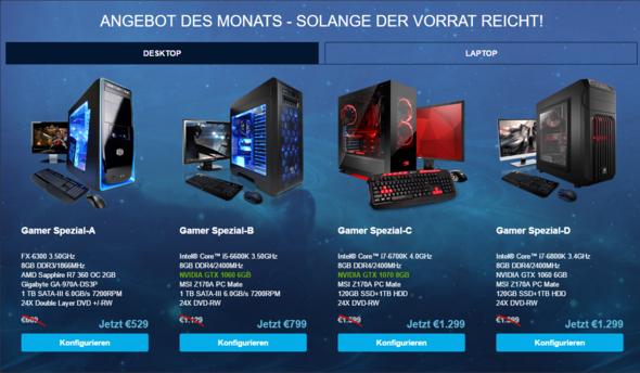 Angebot - (Computer, Technik, Komponenten)