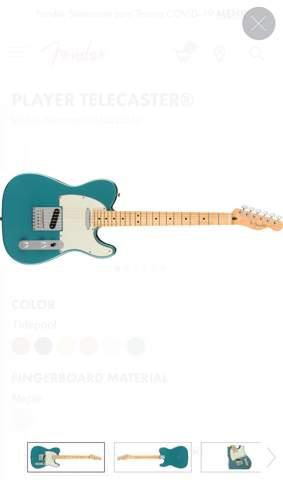 Was haltet ihr von dieser E-Gitarre (Fender Telecaster)?