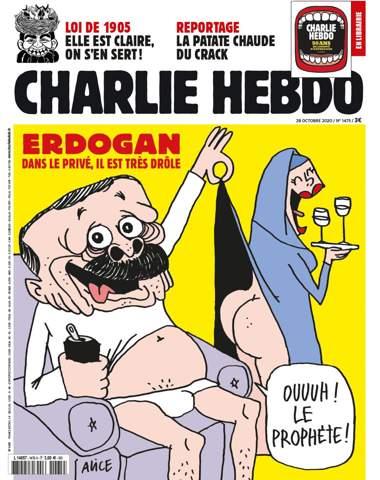 Was haltet ihr von dieser Erdogan-Karikatur?
